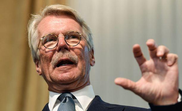 Björn Wahlroos on perinteisesti ollut yksi Suomen rikkaimmista henkilöistä.