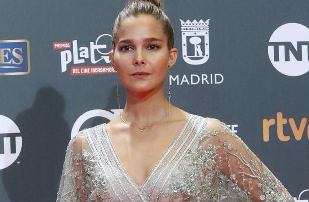 Natalia Sanchez asuu perheineen Madridissa.