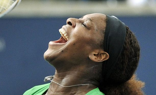 Serena Williams voitti Torontossa.