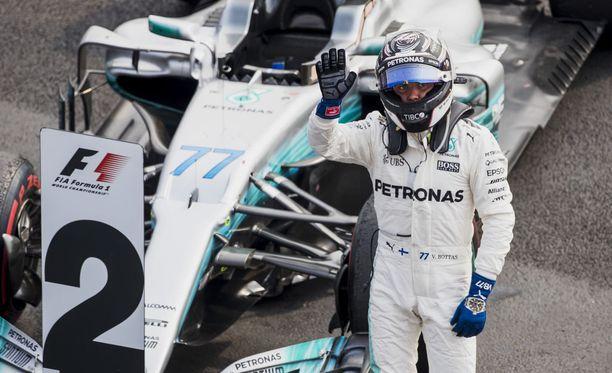 Valtteri Bottas on todennäköisesti mukana vielä vuoden 2021 MM-sarjassa.