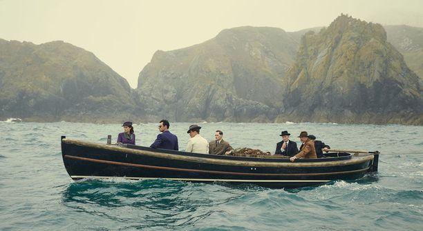 Agatha Christien minisarja esitetään perättäisinä päivinä maanantaista torstaihin.
