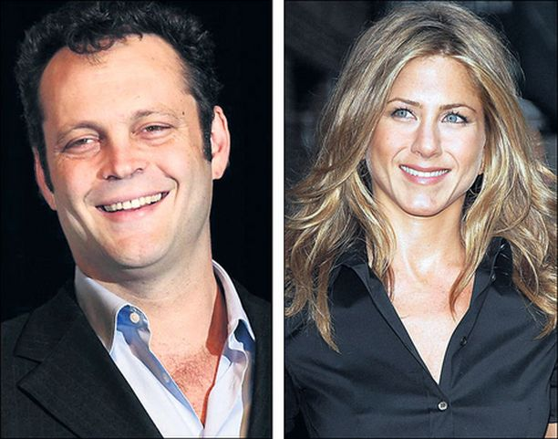 Jennifer ja Vince piilottelevat romanssiaan.