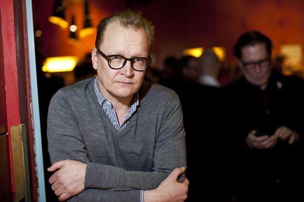 Janne Reinikainen nähdään seuraavaksi Iloisia aikoja, Mielensäpahoittaja -elokuvassa. Kuva on vuodelta 2015.