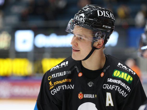 Jesse Puljujärvi uskoo olevansa valmis NHL:ään.