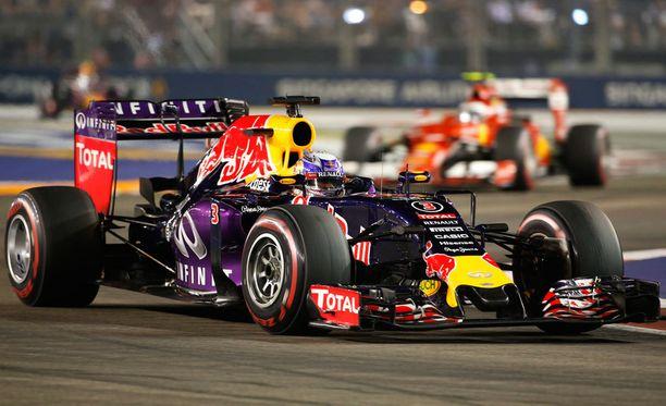 Red Bullilla ei toistaiseksi ole moottorivalmistajaa ensi kaudelle.