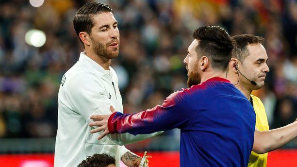 Real Madridin ja FC Barcelonan välistä klassikkoa seurataan ympäri maailman.