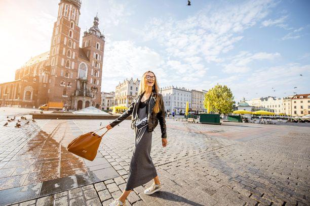Puolasta löytyy kaupunkilomakohteita moneen makuun.