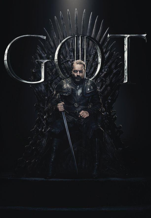 Jorah Mormontin (Iain Glen) tunteet Daenerysiä kohtaan eivät ole haalistuneet sarjan edetessä. Kestääkö Jorah Jon Nietoksen ja Daenerysin lähentyneet välit?