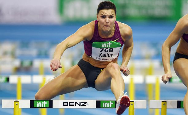 Susanna Kallur päätti yleisurheilu-uransa maaliskuun alussa.