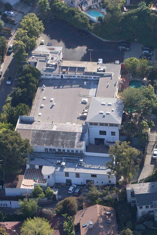 Jared Leton koti sijaitsee Los Angelesissa.