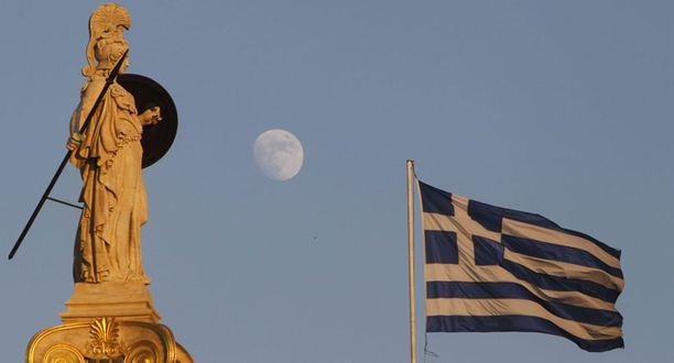 Kreikka, Irlanti ja Portugali eivät voi jälkimarkkinoiden nykyisellä korkotasolla palata lainamarkkinoille.