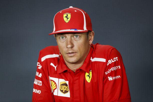 Kimi Räikkönen haluaa ajaa parhaasta mahdollisesta tuloksesta.