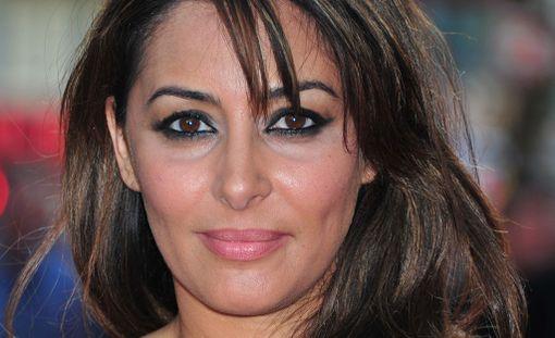 Laila Rouass on näytellyt muun muassa Holby Cityn sairaalassa ja Pelinaiset-sarjassa.