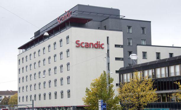 Esimerkiksi Scandic Tampere Station -hotellissa ei tulevaisuudessa ole muovipillejä.