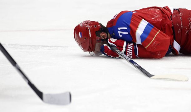 Puolivälierätappio Suomelle Sotshin olympialaisissa on yksi Ilja Kovaltshukin uran pahimmista pettymyksistä.