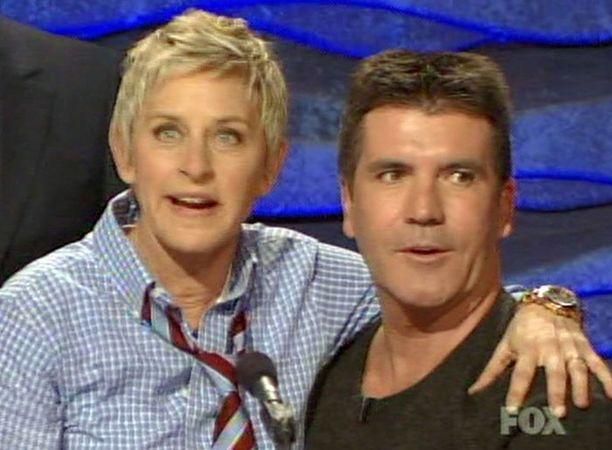 Ellenin ja Simonin välien on väitetty kylmenneen tuotantokauden kuluessa.
