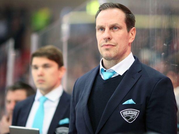 Ville Niemisen Pelicans taipui KHL:n Vitjazille.