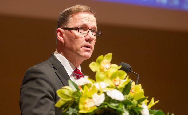 Sotkamolainen kansanedustaja Timo Korhonen suhtautuu toiveikkaasti Terrafamen tulevaisuuteen.