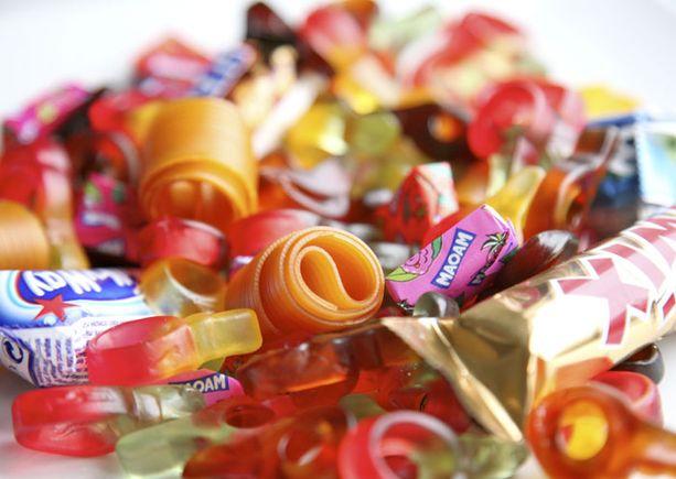 Ruotsissa syödään makeisia enemmän kuin muualla.