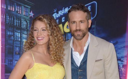 Näyttelijäpari Ryan Reynolds ja Blake Lively anteliaina – lahjoittivat huimat miljoona dollaria koronan uhreille
