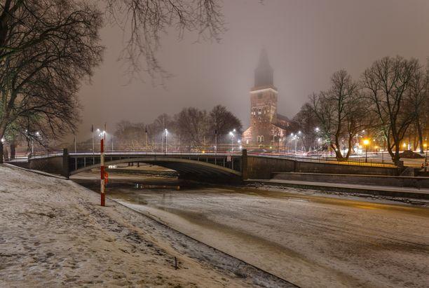 Turku on yksi Suomen pahimmista epidemia-alueista.