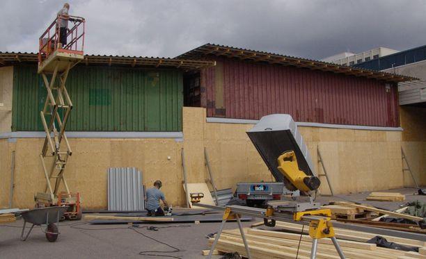 Uuteen BB-taloon on tuottaja Mikko Räisäsen mukaan jäänyt jotain vanhaakin.
