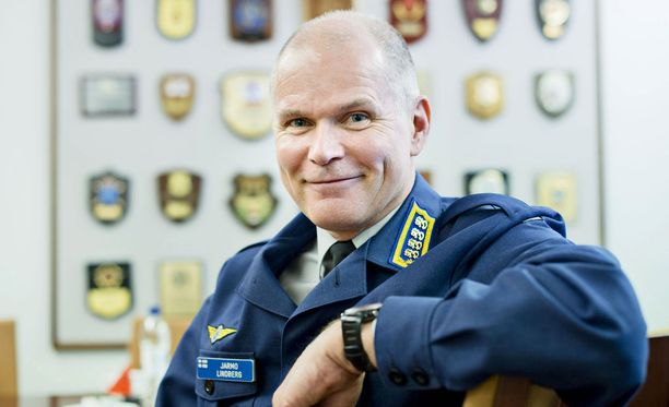Lindberg nimitettiin puolustusvoimain komentajaksi 2014.