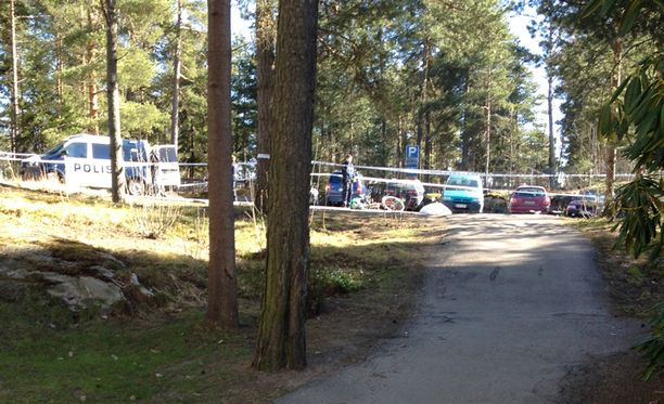 Ampumavälikohtaus tapahtui keskiviikkona Helsingin Laajasalossa, Yliskylässä.