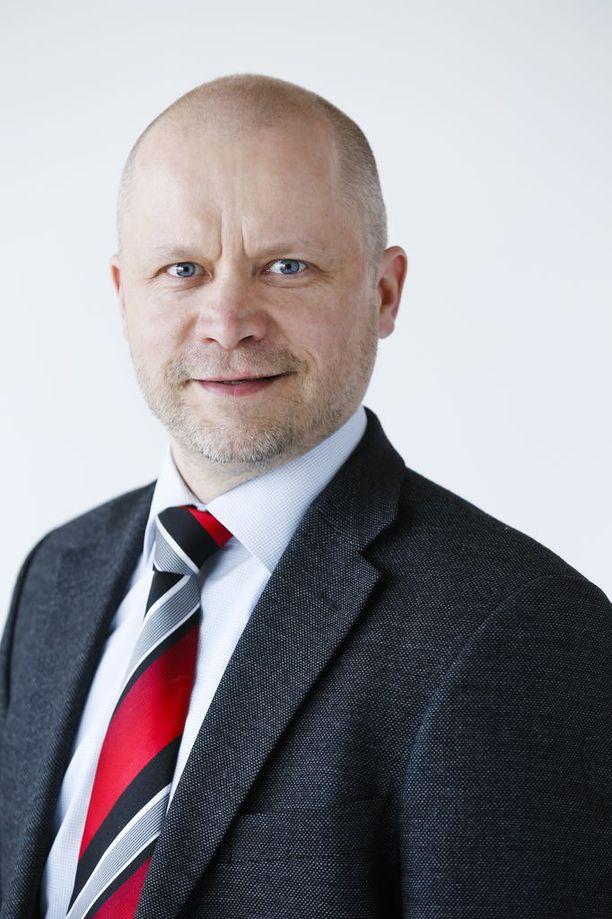 Nordea pääekonomisti Aki Kangasharju arvioi, että lainojen korot nousevat maltillisesti ja aikaisintaan ensi vuoden lopulla.