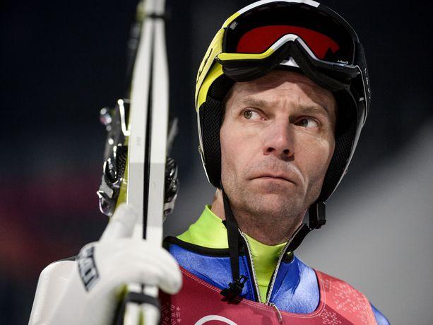 Palaako Janne Ahonen vielä kerran Suomen mäkimaajoukkueeseen?