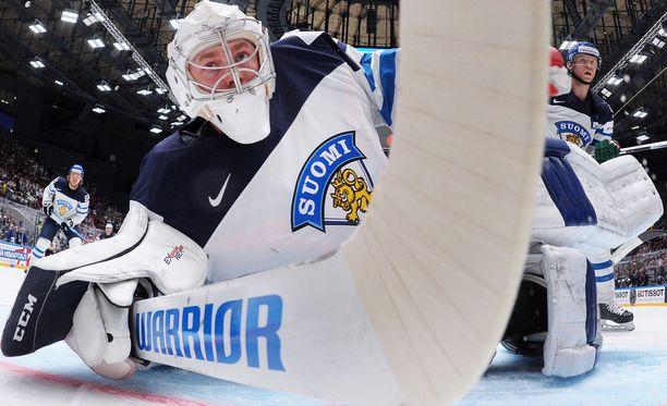 Mikko Koskinen pelaa MM-kisoja kotikaupungissaan Pietarissa.