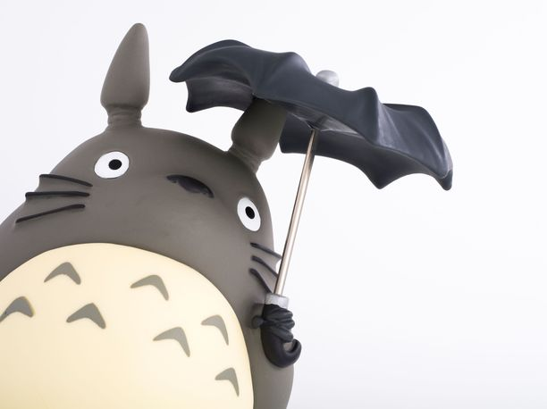 Totoro, yksi Hayao Miyazakin elokuvien hahmoista