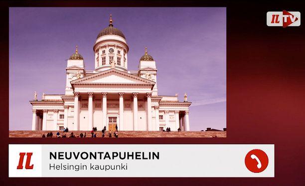 Helsingin kaupungin palvelunumeroiden yleisneuvonnan puhelinvastaaja on vähintäänkin erikoinen.