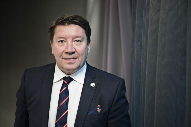 Jari Kurrin mukaan Jokerit on valmiina, kun KHL-kausi alkaa.