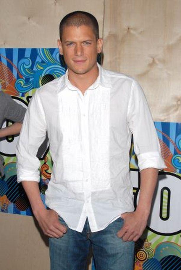 Wentworth Milleristä, 35, tuli Pako-sarjan myötä kuumaa tavaraa.