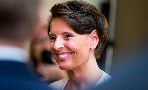 Anne Berner kertoi, että Finavian ex-hallitus on saanut vain osittaisen vastuuvapauden.