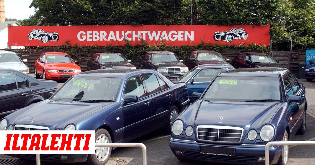 Auto Saksasta Vero