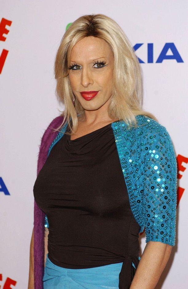 Alexis Arquette vuonna 2010.