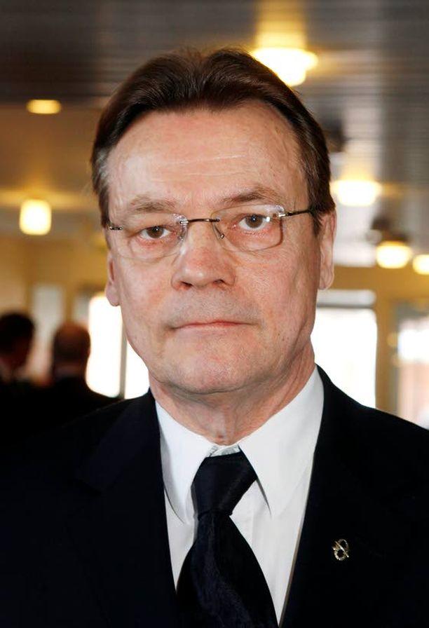Iltalehti kertoi eilen Timo T.A. Mikkosen tilasta.