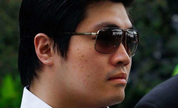 Eric Ding Si Yang istuu seuraavat kolme vuotta vankilassa.