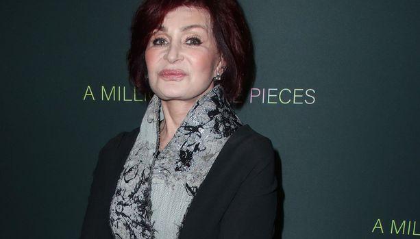 Sharon Osbourne teki televisiossa järkyttävän paljastuksen.