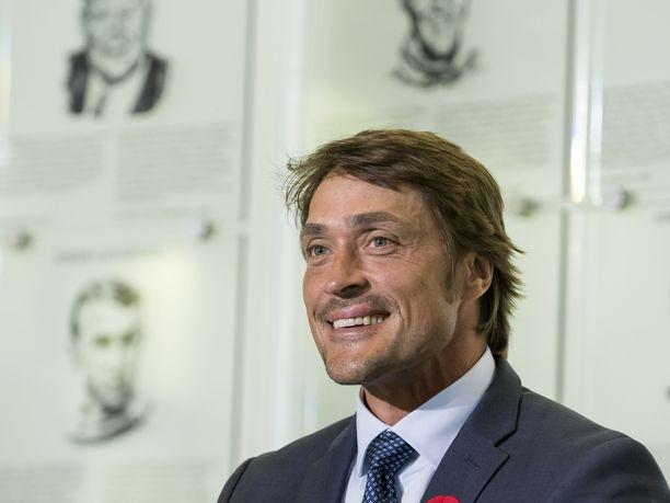 Teemu Selänne kävi Sportsnetin haastattelussa läpi uraansa.