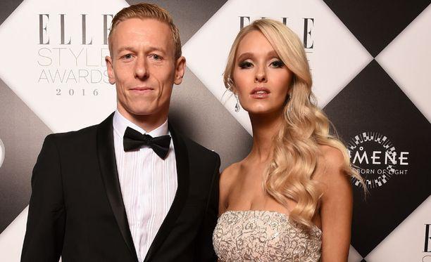 Mikael ja Metti Forssell edustivat upeina Elle Style Awards-gaalassa syksyllä 2016.