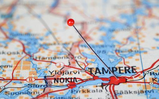 Poliisi tuli nuorisojoukon väliin Tampereella – tappelusta sovittiin netissä