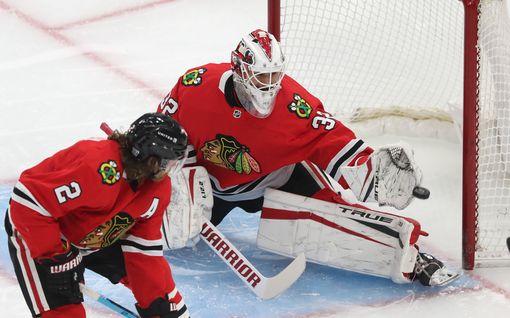 Kevin Lankisen huima vire jatkuu – avasi nyt pistetilin NHL:ssä