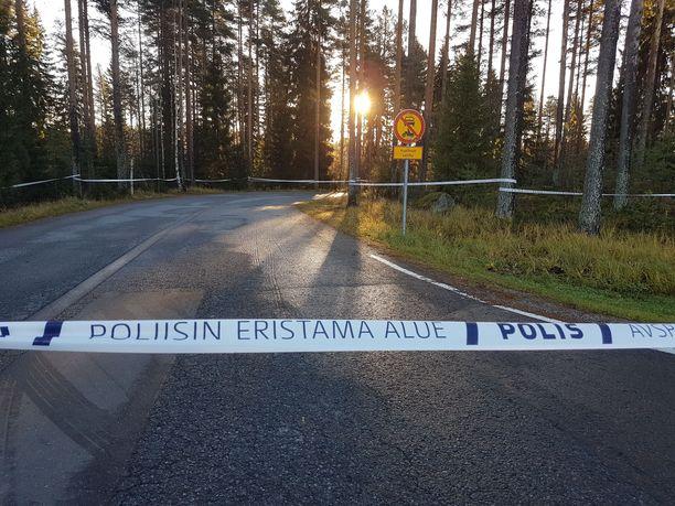 Poliisi tutkii vakavaa henkeen ja terveyteen kohdistunutta rikosta Pertunmaan Kuortissa tiedottaa Itä-Suomen poliisilaitos.