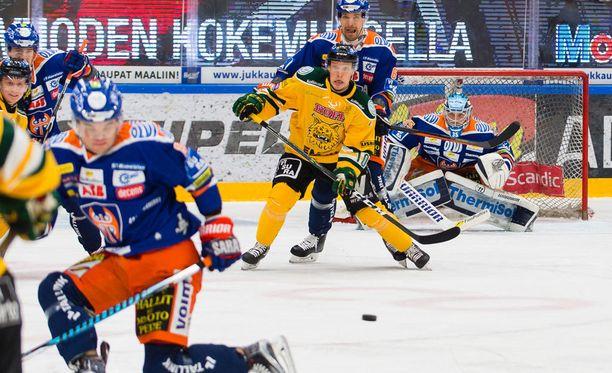 Tappara ja Ilves taistelevat paikasta SM-liigan mitalipeleihin.