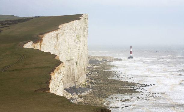 Beachy Head on Britannian rannikon korkein kallio.