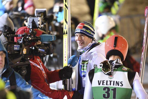 Janne Ahonen sanoo, että hän aikoo lähteä MM-kotikisoihin vain siinä tapauksessa, jos kunnon puolesta on mahdollisuus taistella hyvistä sijoituksista.