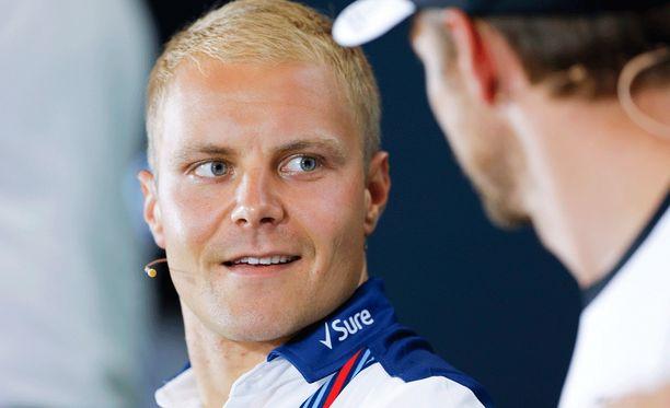 Valtteri Bottaksen Williams-sopimus käsittää kuluvan kauden.
